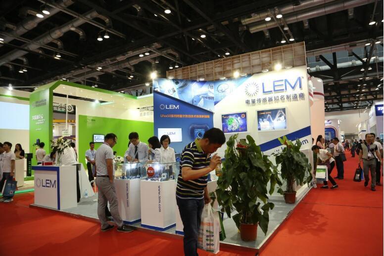 智能电网--电量传感器领域的市场先导者莱姆电子继续亮相第七届中国最大智能电网展
