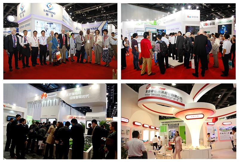 智能电网--中国最大智能电网展 荣耀起航 6月6-8日北京新国展只为等你来!